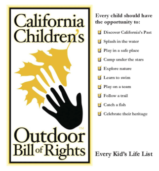 California Children's Outdoor Bill of Rights